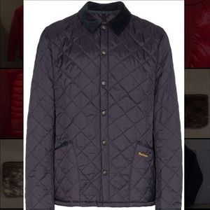 Women's Quilted Barbour Jacket